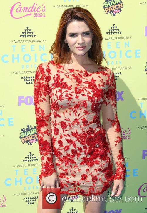 Teen Choice Awards and Katie Stevens 3