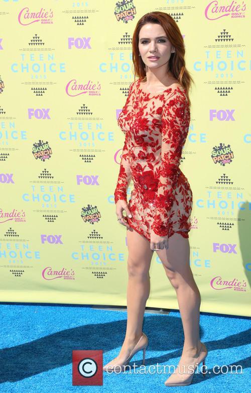 Teen Choice Awards and Katie Stevens 1