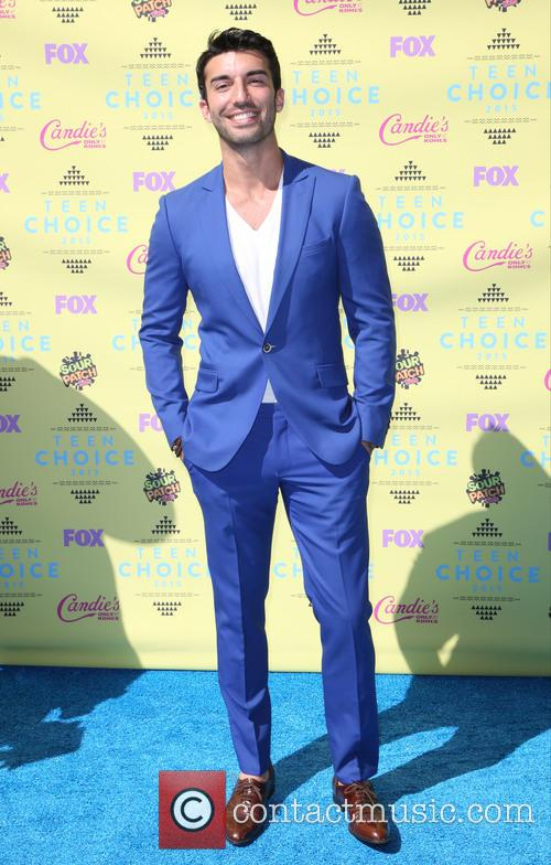 Teen Choice Awards and Justin Baldoni 1