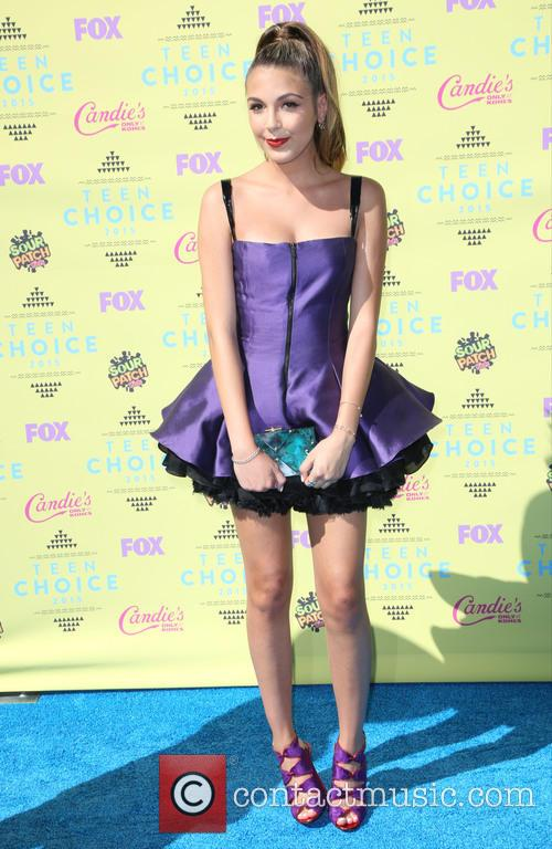 Teen Choice Awards and Jena Rose Raphael 3