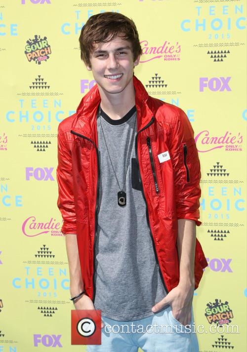 Teen Choice Awards and Christian James 2