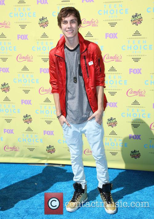 Teen Choice Awards and Christian James 1