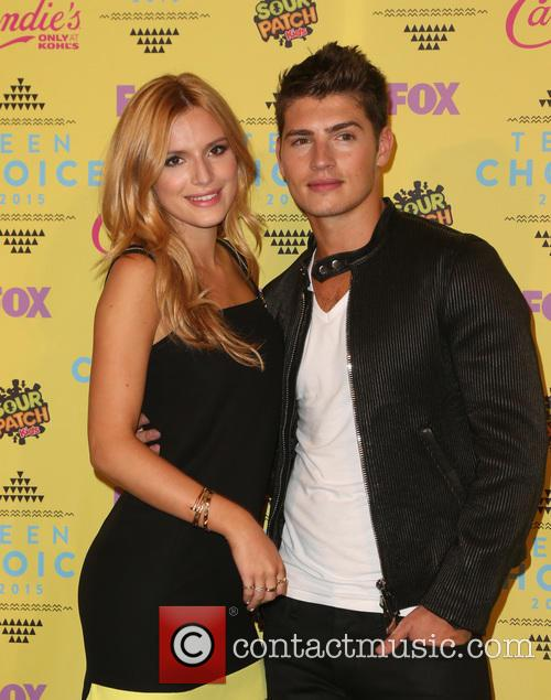 Bella Thorne and Gregg Sulkin 2