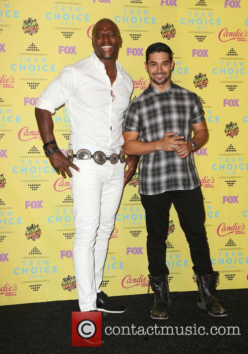 Terry Crews and Wilmer Valderrama 3