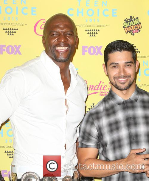Terry Crews and Wilmer Valderrama 4