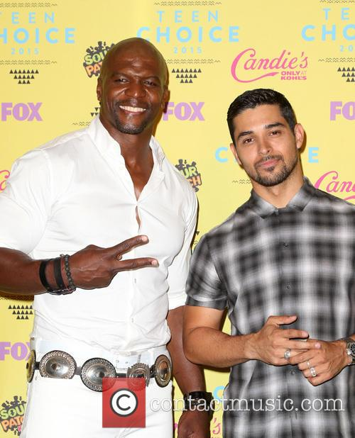 Terry Crews and Wilmer Valderrama 1
