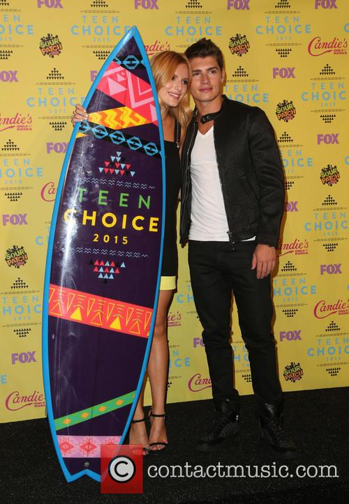 Bella Thorne and Gregg Sulkin 5