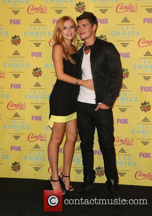 Bella Thorne and Gregg Sulkin 11