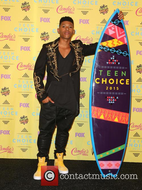 Teen Choice Awards and Bryshere Gray 1