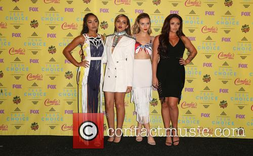 Leigh-anne Pinnock, Perrie Edwards, Jade Thirlwall and Jesy Nelson 2
