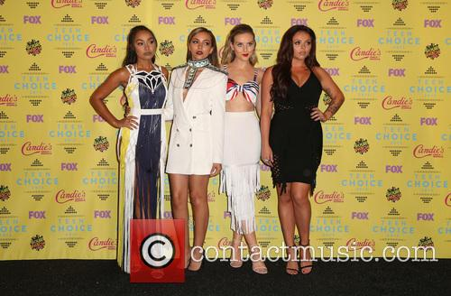 Leigh-anne Pinnock, Perrie Edwards, Jade Thirlwall and Jesy Nelson 3