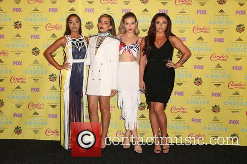 Leigh-anne Pinnock, Perrie Edwards, Jade Thirlwall and Jesy Nelson 4