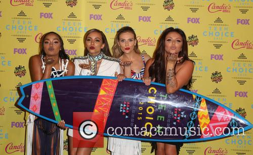Leigh-anne Pinnock, Perrie Edwards, Jade Thirlwall and Jesy Nelson 1