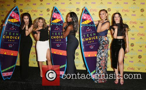 Teen Choice Awards, Lauren Jauregui, Ally Brooke Hernandez, Normani Kordei, Dinah Jane Hansen and Camila Cabello 11