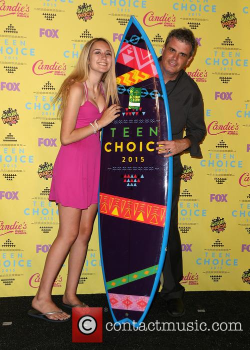 Teen Choice Awards, Emma Kosters and Richard Kosters 2