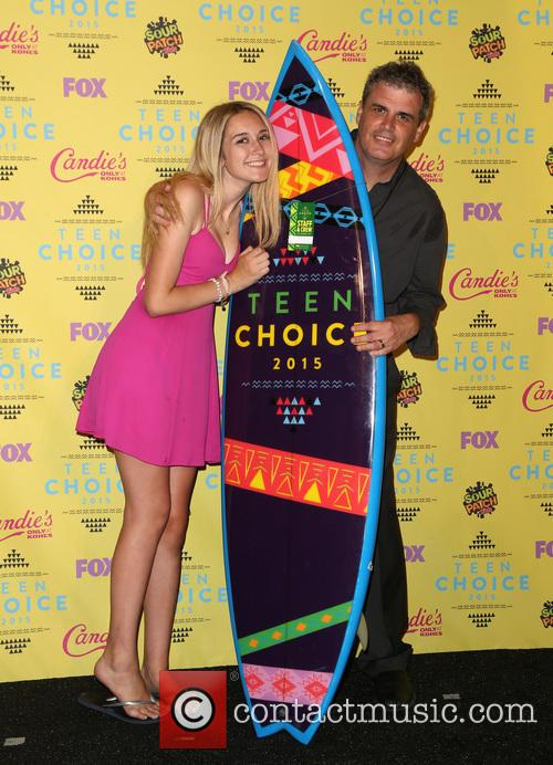 Teen Choice Awards, Emma Kosters and Richard Kosters 3