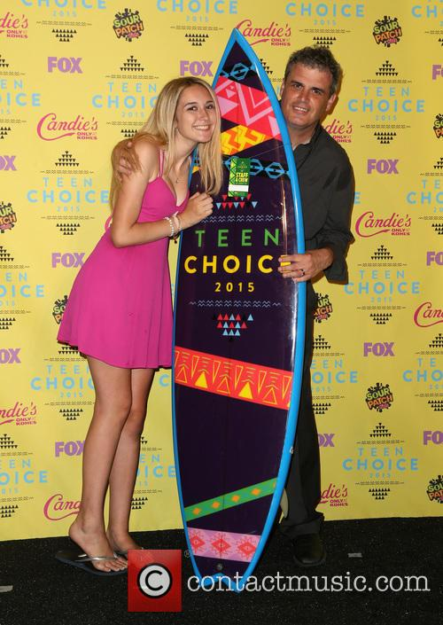 Teen Choice Awards, Emma Kosters and Richard Kosters 4