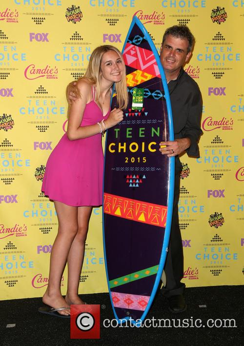 Teen Choice Awards, Emma Kosters and Richard Kosters 5