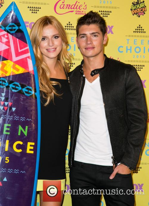 Bella Thorne and Gregg Sulkin 3