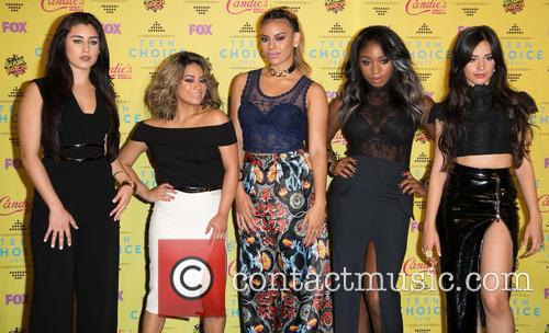 Lauren Jauregui, Ally Brooke Hernandez, Normani Kordei, Dinah Jane Hansen, Camila Cabello and Fifth Harmony 1