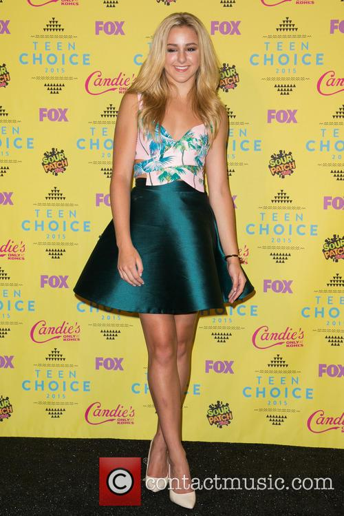 Teen Choice Awards and Chloe Lukasiak 1