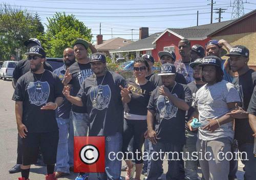 Curtis Young, Lil Eazy-e, Eric Wright, Jr., Baby Eazy-e and E3 3