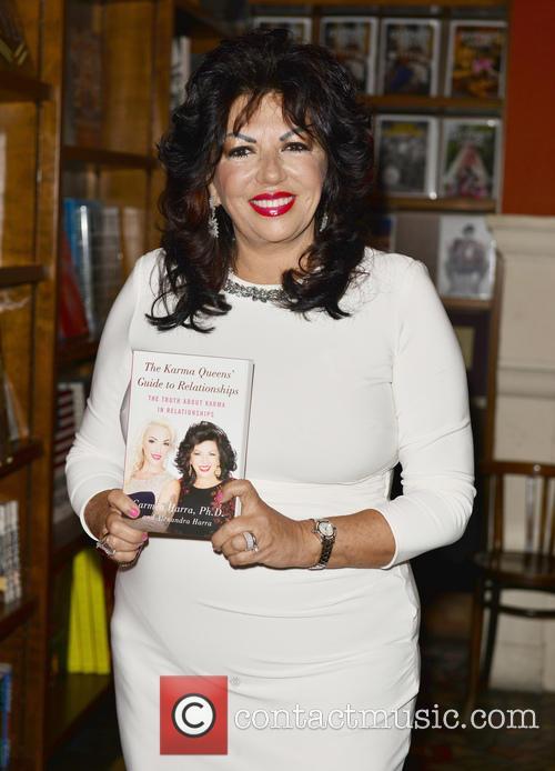 Author Dr. Carmen Harra 3