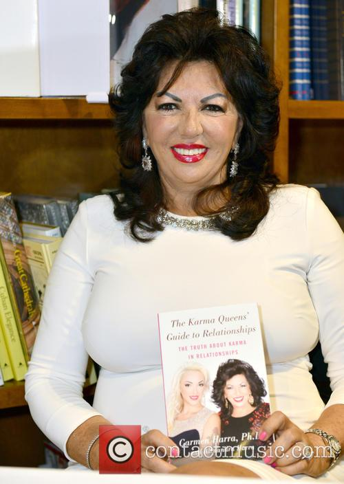 Author Dr. Carmen Harra 10
