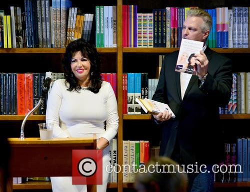 Author Dr. Carmen Harra and Steve Moss 1