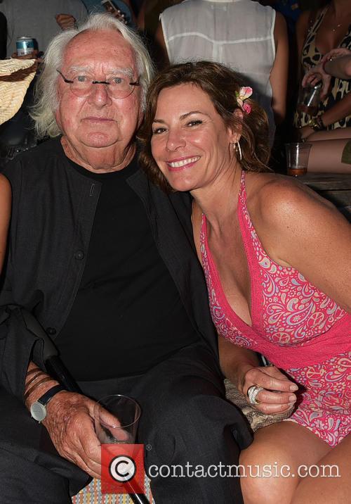 Richard Meier and Countess Luann De Lesseps 1