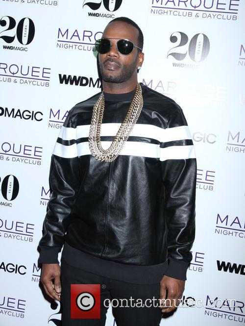 Juicy J kicks of the WWDMAGIC convention