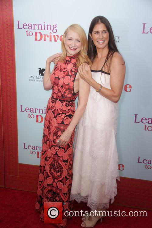 Patricia Clarkson and Dana Friedman 1