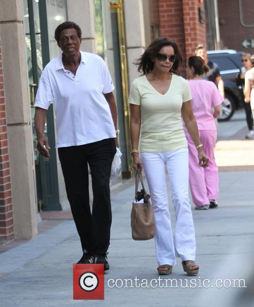 Elgin Baylor and Elaine Baylor 6