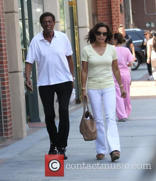 Elgin Baylor and Elaine Baylor 1