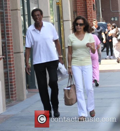 Elgin Baylor and Elaine Baylor 7