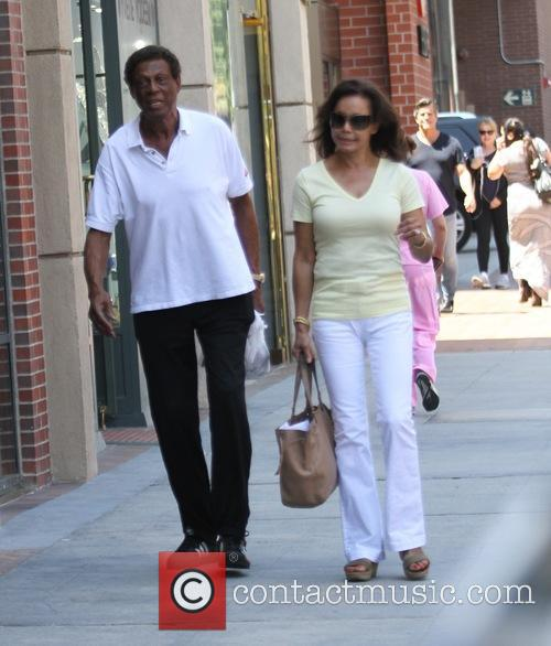 Elgin Baylor and Elaine Baylor 8
