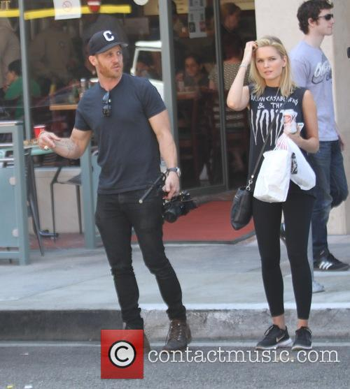 Ethan Embry and Sunny Mabrey 6