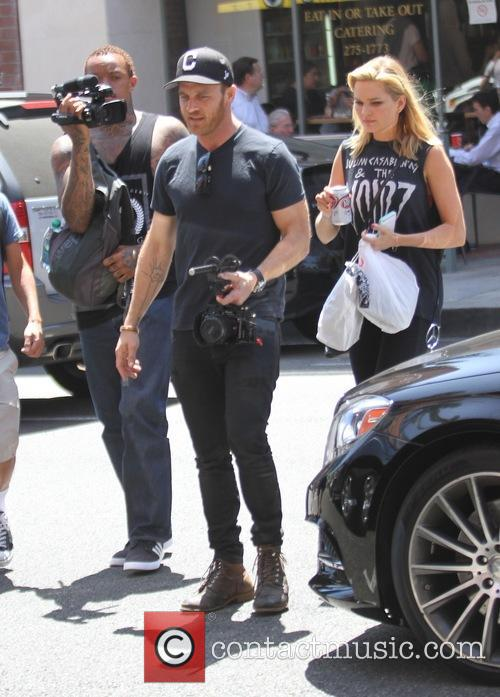 Ethan Embry and Sunny Mabrey 11
