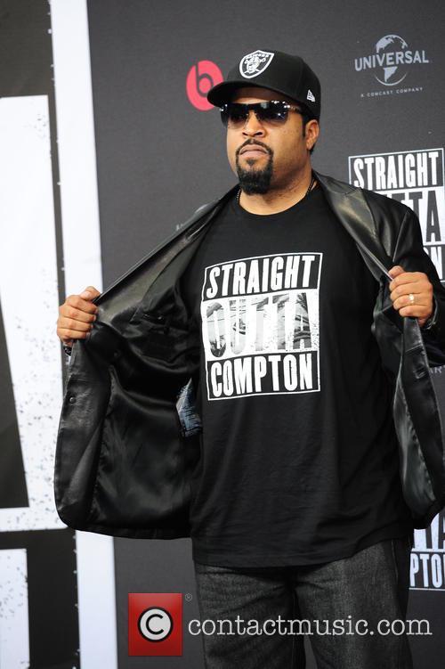 Ice Cube and O Shea Jackson 2