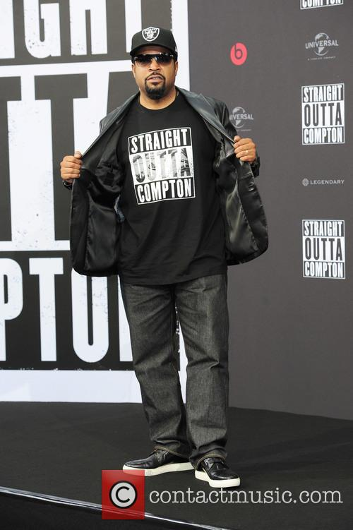 Ice Cube and O Shea Jackson 3