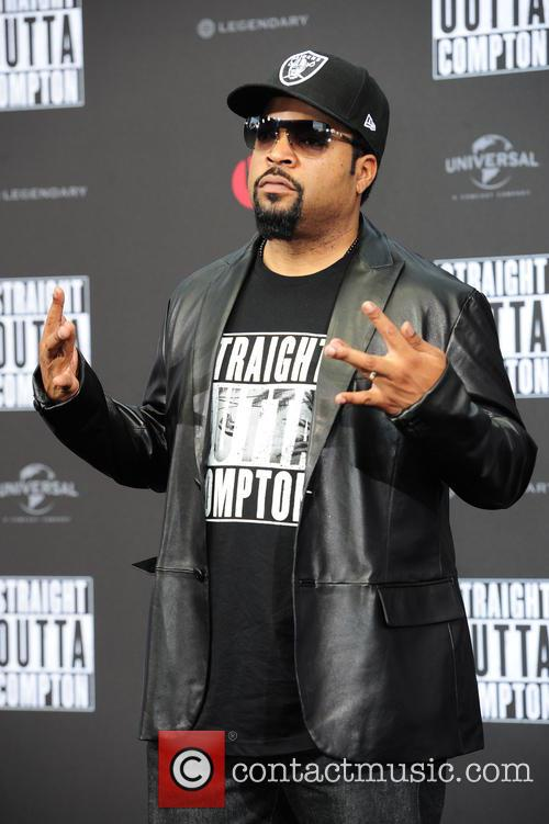 Ice Cube and O Shea Jackson 4