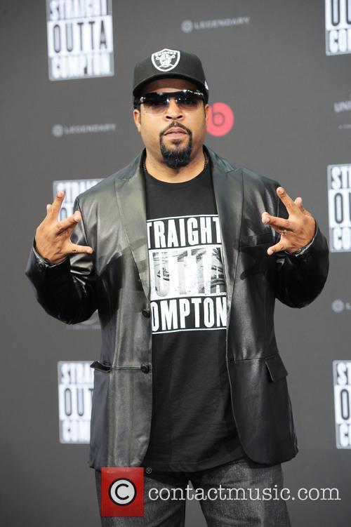 Ice Cube and O Shea Jackson 5