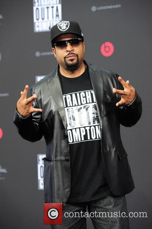 Ice Cube and O Shea Jackson 1