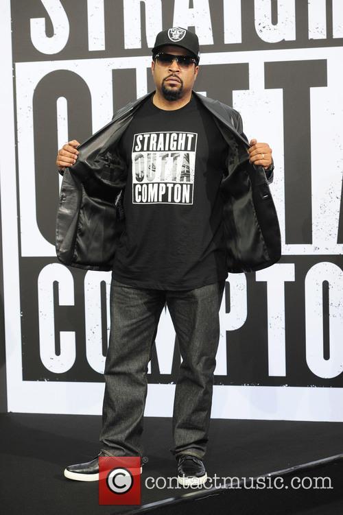 Ice Cube and O Shea Jackson 6