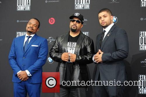 F. Gary Gray, Felix Gary Gray, Ice Cube, O Shea Jackson and O Shea Jackson Jr. 2
