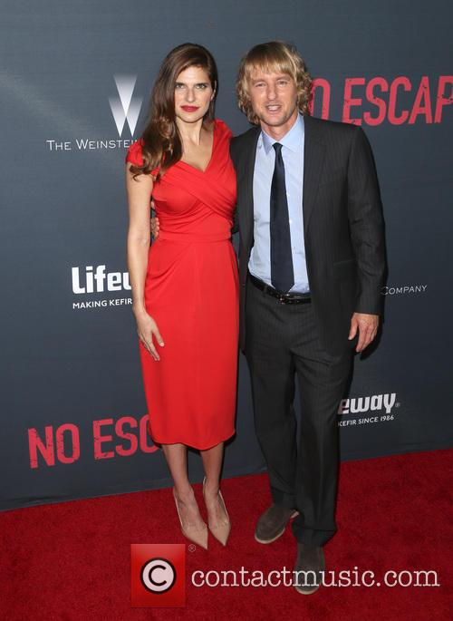 Lake Bell and Owen Wilson 2