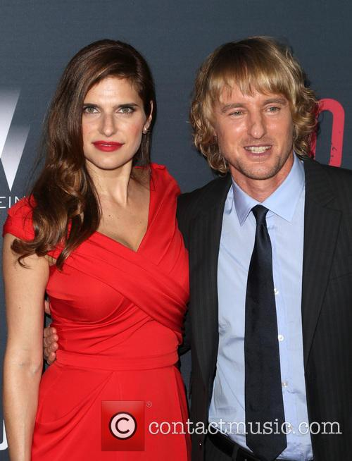 Lake Bell and Owen Wilson 5