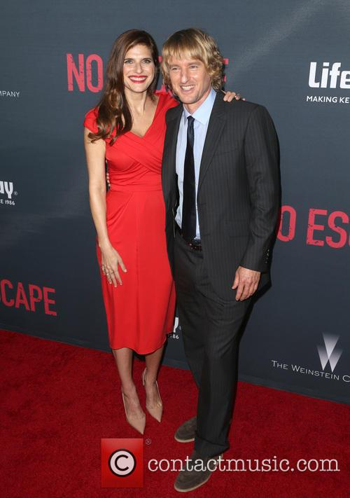 Lake Bell and Owen Wilson 7