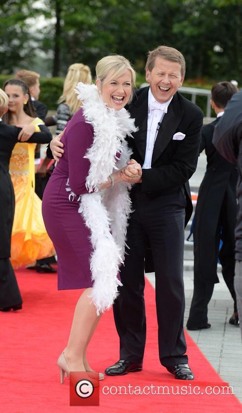 Bill Turnbull and Carol Kirkwood 3