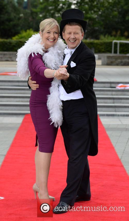 Bill Turnbull and Carol Kirkwood 5